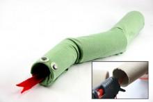 Cardboard-Roll-String-Toy-Snake