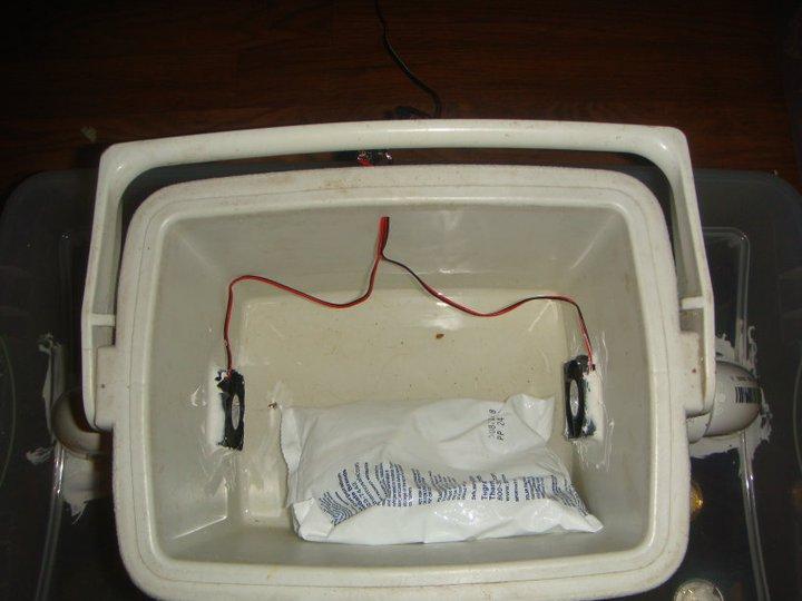 Cooler Salamander Air Conditioner - petdiys com