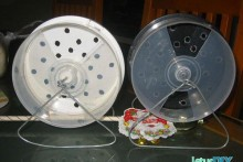 DIY-CD-Case-Hamster-Wheel