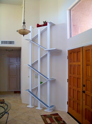 DIY Cat Ramp Ladder Petdiyscom