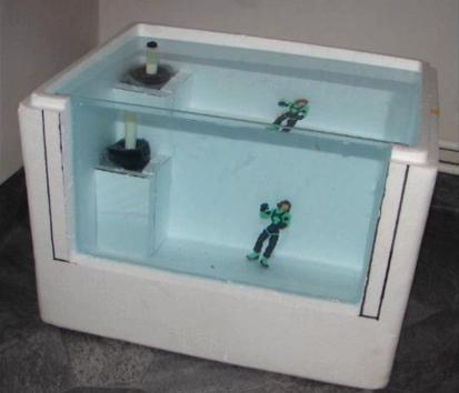 Diy cooler aquarium for Fish tank cooler