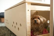 DIY-Dog-Crate-Coffee-Table