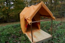 DIY-Doghouse-Tent