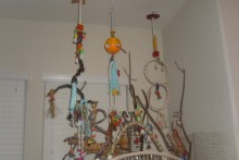 DIY-Hanging-Bird-Playground