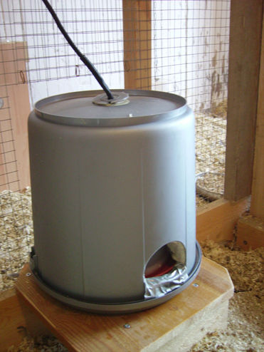 Diy Insulated Chicken Waterer Petdiys Com