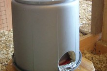 DIY Insulated Chicken Waterer