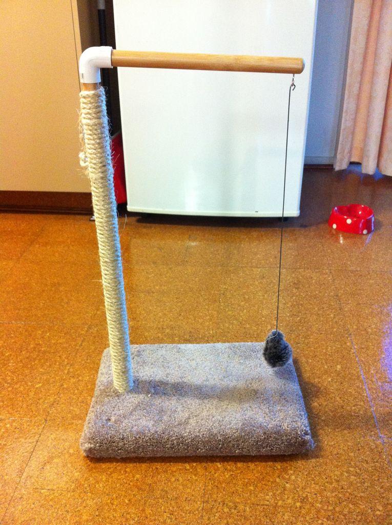 Diy Magnetic Pendulum Cat Toy Petdiys Com