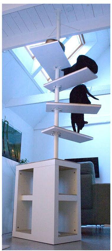 Diy Stolmen Cat Tree Petdiys Com