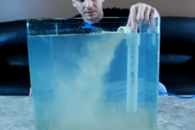 DIY-Underwater-Sand-Waterfall