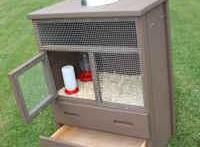 Dresser-Brooder-Box
