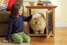 End-Table-Dog-Kennel