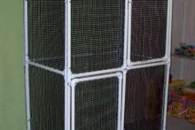PVC-Sugar-Glider-Cage