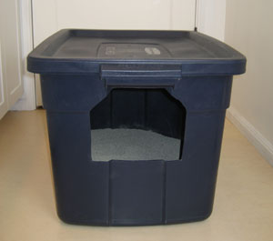 Storage Bin Litter Box Petdiys Com