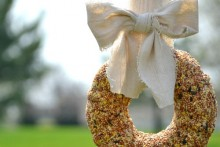 String-Birdseed-Wreath