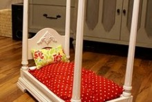 Table-Four-Post-Dog-Bed
