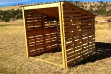 Wood-Pallet-Pasture-Shelter
