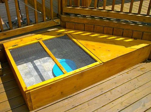 diy deck tortoise box