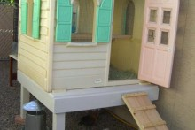 Playhouse-Chicken-Coop