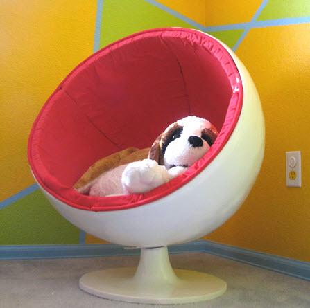 Diy Dog Ball Chair Petdiyscom