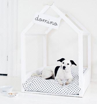 Diy Doghouse Frame Bed Petdiyscom - Dog-house-frame