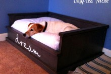 DIY-Dog-Bed-Frame