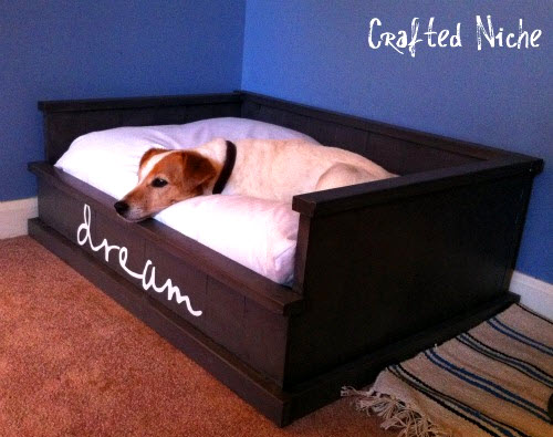 diy dog bed frame - Dog Bed Frame