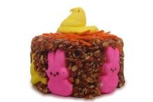 Marshmallow-Oats-Cake