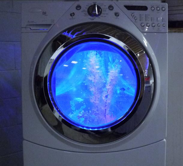 diy cleaning washing machine