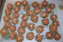 Peppermint-Horse-Muffins