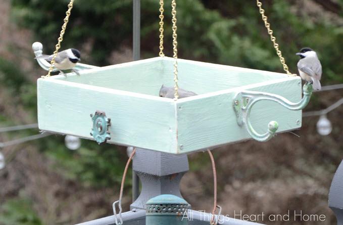 Diy Wood Box Bird Feeder Petdiys Com