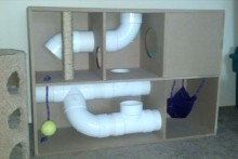 DIY-Ferret-Playhouse