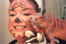 DIY-Lizard-Tiger-Costume