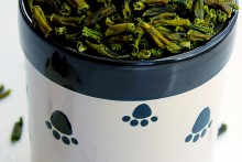 DIY-Dried-Green-Bean-Treats