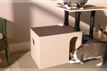 DIY-Cat-Playhouse