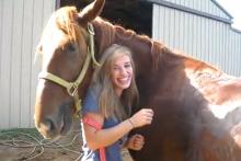 DIY-Horse-Hug-Training