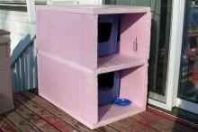 DIY-Outdoor-Cat-Condo