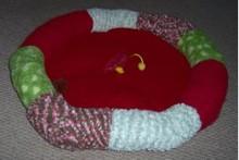 Fabric-Sock-Cat-Bed