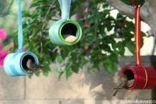 Metal-Can-Bird-Feeders