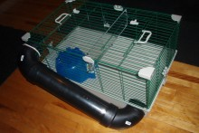 PVC-Hedgehog-Cage-Tunnel
