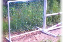 PVC-Training-Barrier