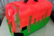 Plastic-Container-Pet-Carrier