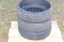 Tire-Worm-Composter