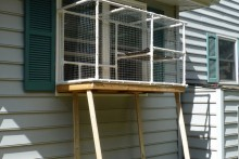 PVC-Window-Catio