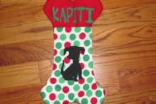 DIY-Bone-Shaped-Christmas-Stocking